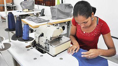 Curso de Costureiro Industrial 2018