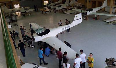Curso de Técnico em Manutenção de Aeronaves