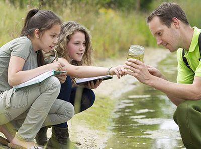 Educação Ambiental o que faz