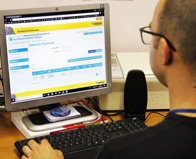 O que é Secretaria Escolar Digital SP