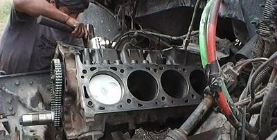 Salário de Mecânico de Motor Diesel