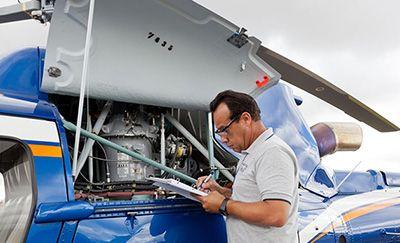 Salário de Técnico em Manutenção de Aeronaves