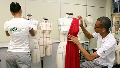 Salário de Técnico em Modelagem do Vestuário