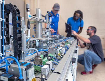 Técnico Automação Industrial o que faz