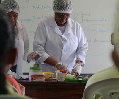 Técnico em Alimentos o que faz