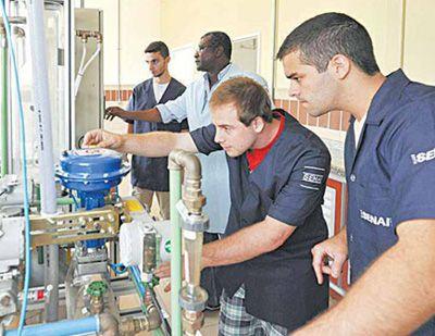 Técnico em Petroquímica o que faz