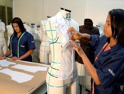 Técnico em Vestuário o que faz
