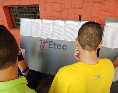Vestibulinho Etec Inscrições 2018