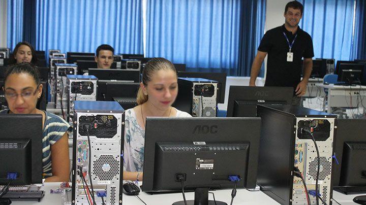 Curso Gratuito Técnico em Informática Senac 2018