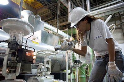 Curso Mecânico Manutenção Máquinas Industriais Senai 2018