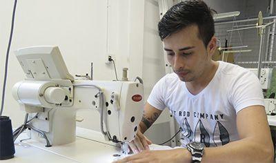Curso de Costureiro Industrial do Vestuário Senai
