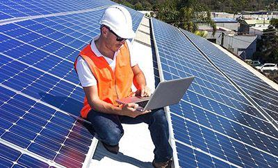Curso de Montador de Sistemas Fotovoltaicos Senai 2018