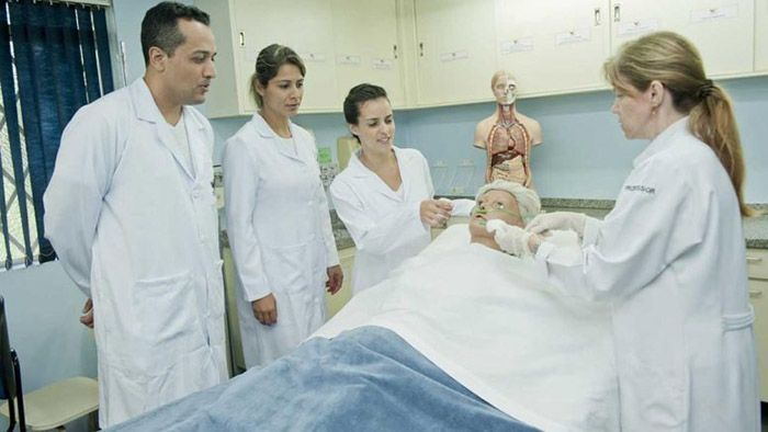 Cursos gratuitos enfermagem