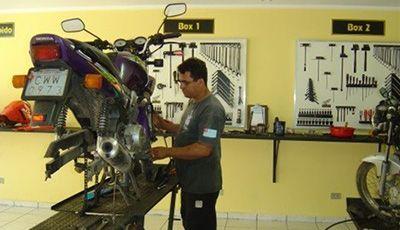 Salário de Mecânico de Motos