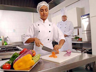 Técnico em Cozinha o que faz