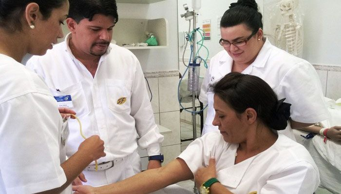 Curso Assistência de Enfermagem Senac 2018