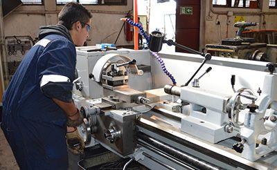Curso Técnico em Mecânica Industrial