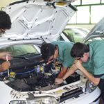 Curso Técnico Manutenção Automotiva IF 2018