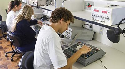 Curso Técnico em Eletrotécnica IF 2018