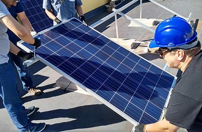 Curso Técnico em Sistemas de Energia Renovável 2018