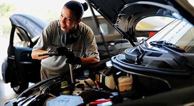 Curso de Manutenção de Veículos a Álcool e Gasolina