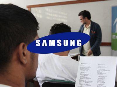 Estágios Samsung 2018