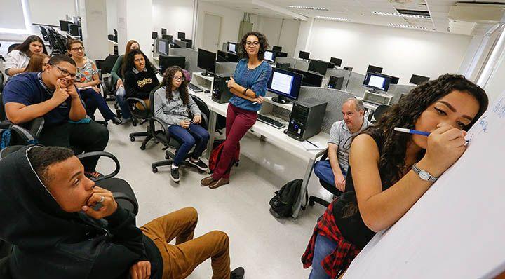Faculdade de Jornalismo e Letras EaD Mensalidade Gratuita 2018