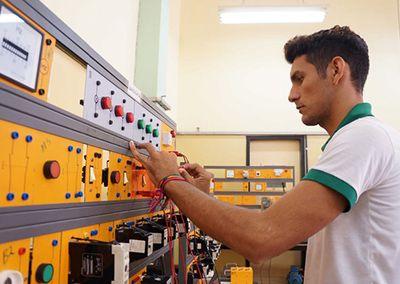 Inscrição Curso Técnico em Eletrotécnica IF 2018