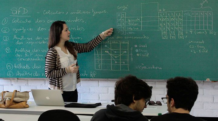 Processo Seletivo Para Professor Ensino Médio e Técnico 2018