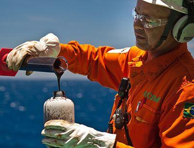 Técnico Petróleo e Gás o que faz