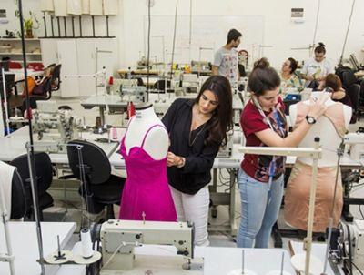 Técnico Produção de Moda o que faz