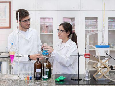 Técnico em Química o que faz