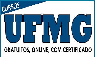 UFMG Cursos Gratuitos a distância 2018