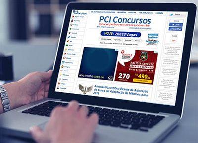 Aulas Gratuitas para Concursos PCI 2018