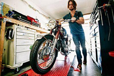 Curso de Mecânico de Manutenção de Motocicletas Senai 2018