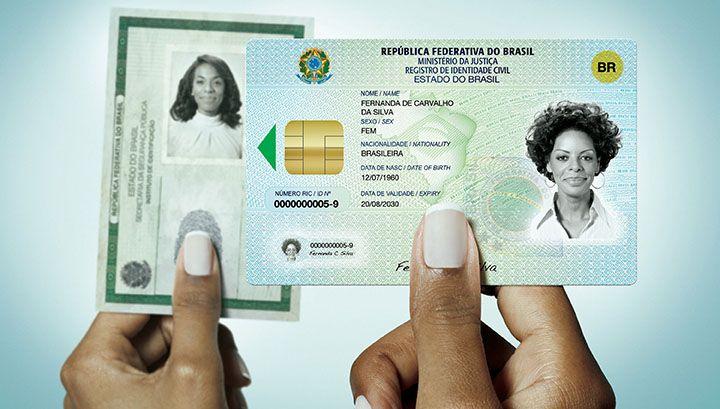 Documento Nacional de Identificação - DNI