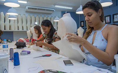 Inscrição Curso Gratuito de Modelagem e Confecção Feminina Senac PSG 2018
