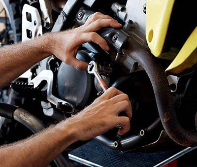 Inscrição Curso de Mecânica de Manutenção de Motocicletas EaD Senai 2018