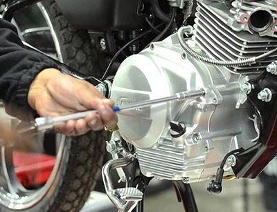 Mecânico de Manutenção de Motocicletas o que faz