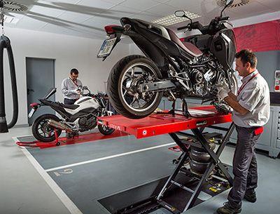 Mecânico de Motocicleta o que faz