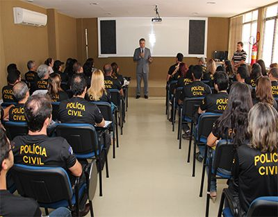 Vagas Concurso Polícia Civil 2018