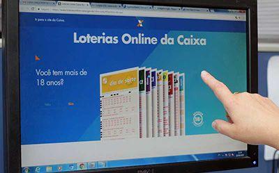Apostar Loterias Online Caixa