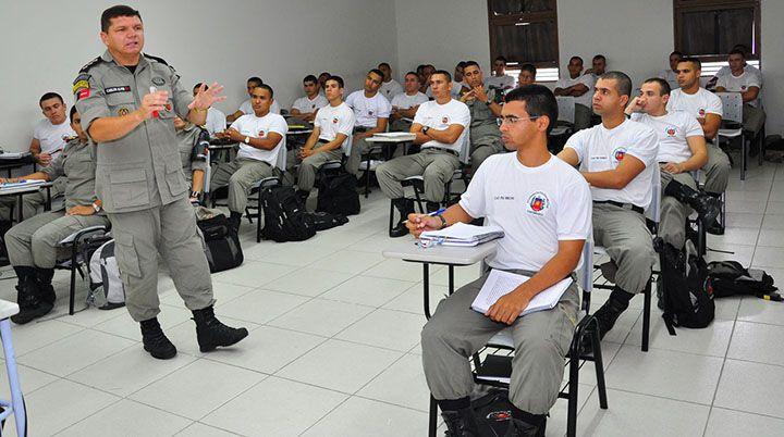 Concurso para Cadete da Polícia Militar 2018