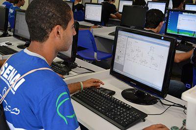 Curso Aprendizagem Industrial Reparador de Microcomputador Senai 2018