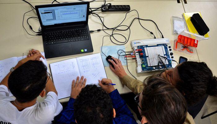 Curso Gratuito de Técnico em Eletrônica