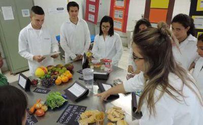 Curso de Técnico em Alimentos