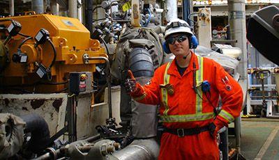 Curso de Técnico em Petróleo e Gás