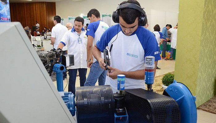 Cursos Gratuitos de Automação Industrial e Eletromecânica Senai 2019