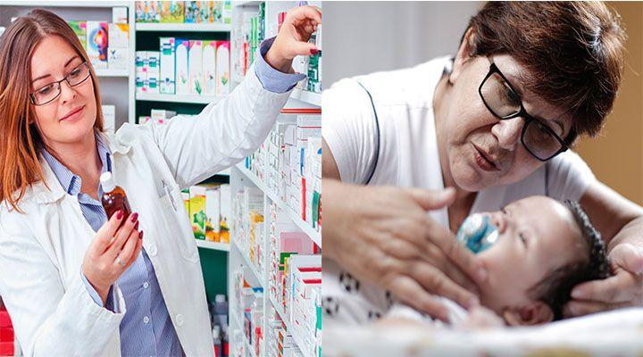 Cursos Gratuitos de Balconista de Farmácia e Berçarista 2018