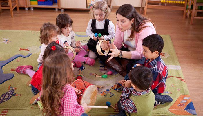 Cursos Online de Educação Infantil